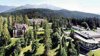 40 milliuns francs per renovar l'hotel Waldhaus a Flem