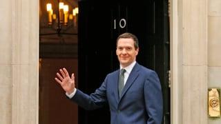 Cameron besetzt Kabinettsposten – Osborne bleibt Finanzminister