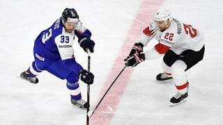 La Svizra batta la Slovachia al campiunadi mundial da hockey