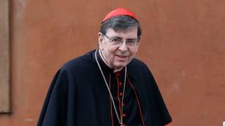 Schweizer Kardinal freut sich über lateinamerikanischen Papst