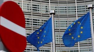 Die EU macht gute Miene zum Schweizer Spiel (Artikel enthält Video)