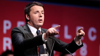 Renzi will Mafia das Handwerk legen