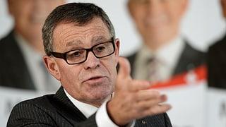 Rochade in der Regierung: Ernst Stocker ist neuer Finanzdirektor