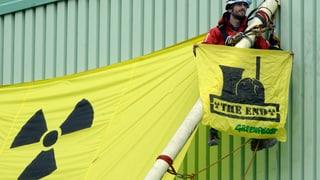 Strafanzeige gegen Greenpeace-Aktivisten