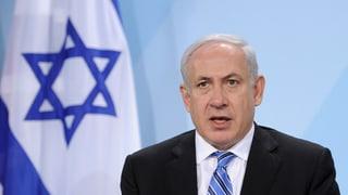 Netanjahu weist Chinas Kritik zurück