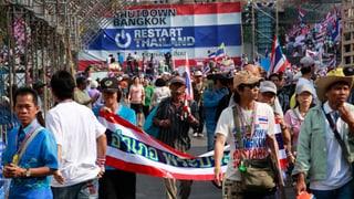 Friedliche Nachwahlen in Thailand