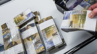 200-Franken-Note kommt im Sommer