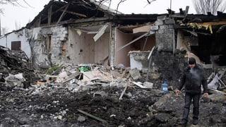 Tote bei Kämpfen um Flughafen von Donezk