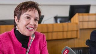 Vizepräsident des Bildungsrats kritisiert Monica Gschwind