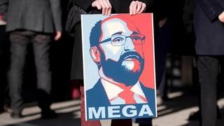 Martin Schulz – ein politisches Phantom wird SPD-Kanzlerkandidat