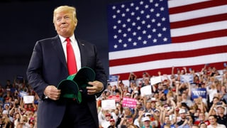 Trump: «Angebot ist nicht gut genug»