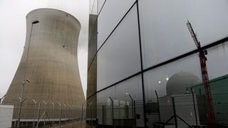 L'ovra atomara Leibstadt vegn tschentada giu temporarmain