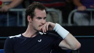 Murray hofft auf Wimbledon-Teilnahme im Doppel
