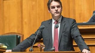 Beat Walti führt neu die FDP-Fraktion