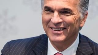 UBS-Chef Ermotti erhielt Lohn von 14,3 Millionen