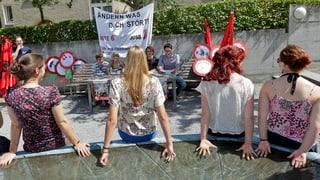 Gemeindefusion Saas: Die Jugendlichen mischen mit