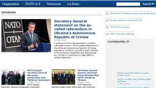 Hacker legen Internetseite der Nato lahm