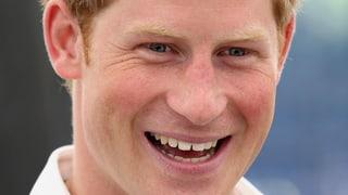 Skandal im Königshaus: Nacktfotos von Prinz Harry aufgetaucht