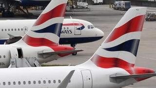 Flughafen Heathrow vorübergehend lahmgelegt