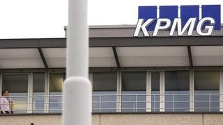Revisionsfirma KPMG unter Druck
