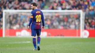 Kriegt Barcelona erneut den «Blues»?