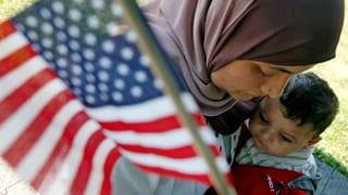 Die USA nehmen vorläufig keine Flüchtlinge mehr auf