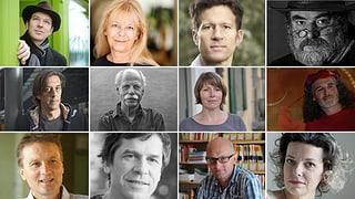 Autoren-Porträts Morgengeschichten Autoren-Porträts