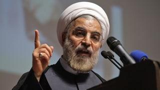 Irans Präsident nennt Israel «alte Wunde»
