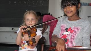 BaBeL-Strings: Das junge Orchester vor dem ganz grossen Auftritt