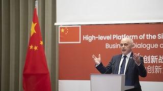 Kritik an Ueli Maurers China-Reise