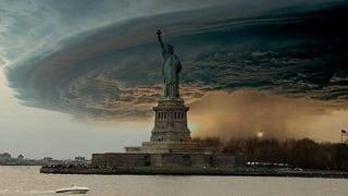 Hurrikan Sandy, der «Frankenstorm»
