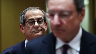 Euro-Finanzminister ermahnen Italien