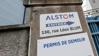 Siemens und Mitsubishi bieten für Alstom