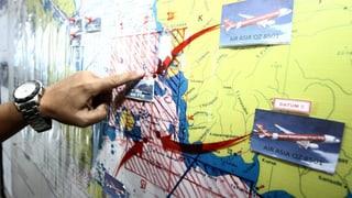 Air-Asia-Absturz: Rätseln über Absturzursache