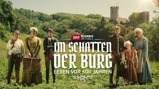 Video «Aus der Moderne ins Mittelalter, Abgabensystem, Einzug ins Haus» abspielen