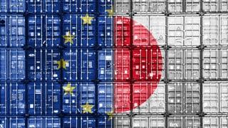 EU und Japan bilden weltgrösste Freihandelszone