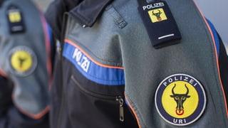 Urner Polizist wegen Veruntreuungs-Vorwürfen suspendiert