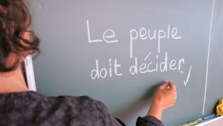 Nidwaldner Landrat hält an zwei Fremdsprachen fest