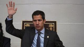 Juan Guaidó verliert Immunität