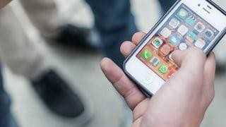 97 Prozent der jungen Handynutzer haben ein Smartphone