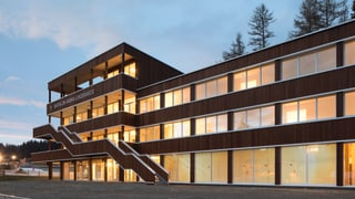 Avertura dal Nordic House a Lantsch