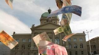 Parlament bringt Sparpaket unter Dach und Fach