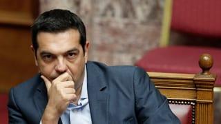Tsipras perda la confidenza dals socialists