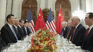 «Trump hat es geschafft, China in die Enge zu treiben»