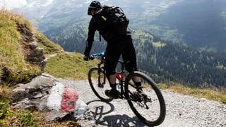 Mountainbiken boomt – die Unfallzahlen steigen