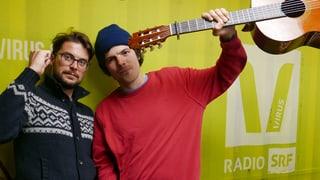 Pascal Gamboni macht Lo-Fi-Rock auf rätoromanische Art