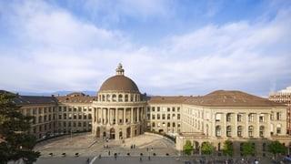Erleichterung bei der ETH Zürich