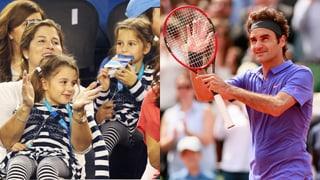 Federer-Zwillinge: Ein eigener Lehrer soll für ihr Wohl sorgen