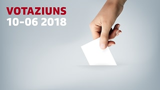 Votaziuns dals 10-06-2018