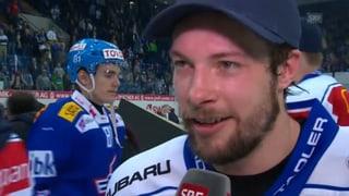 Meisterschütze Nilsson: «Ein ziemlich cooles Gefühl»
